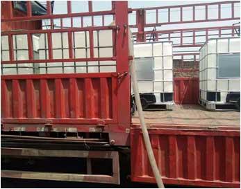 含油废水处理产品运输