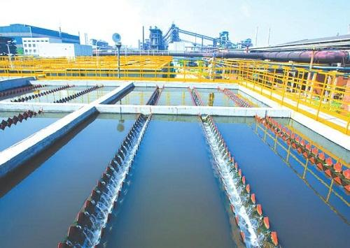 工业含氟废水的处理